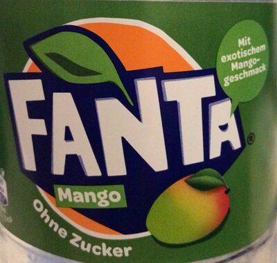 Fanta Mango - Prodotto - de