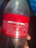 Coca cola - Voedingswaarden - es