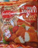Chicken Nuggets with Golden Wholegrain - Product