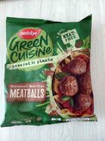Meat-Free Meatballs - Product - en