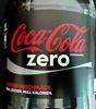 Coca-Cola Zero - Produkt