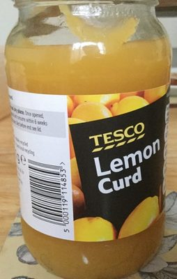 Lemon Curd - Product