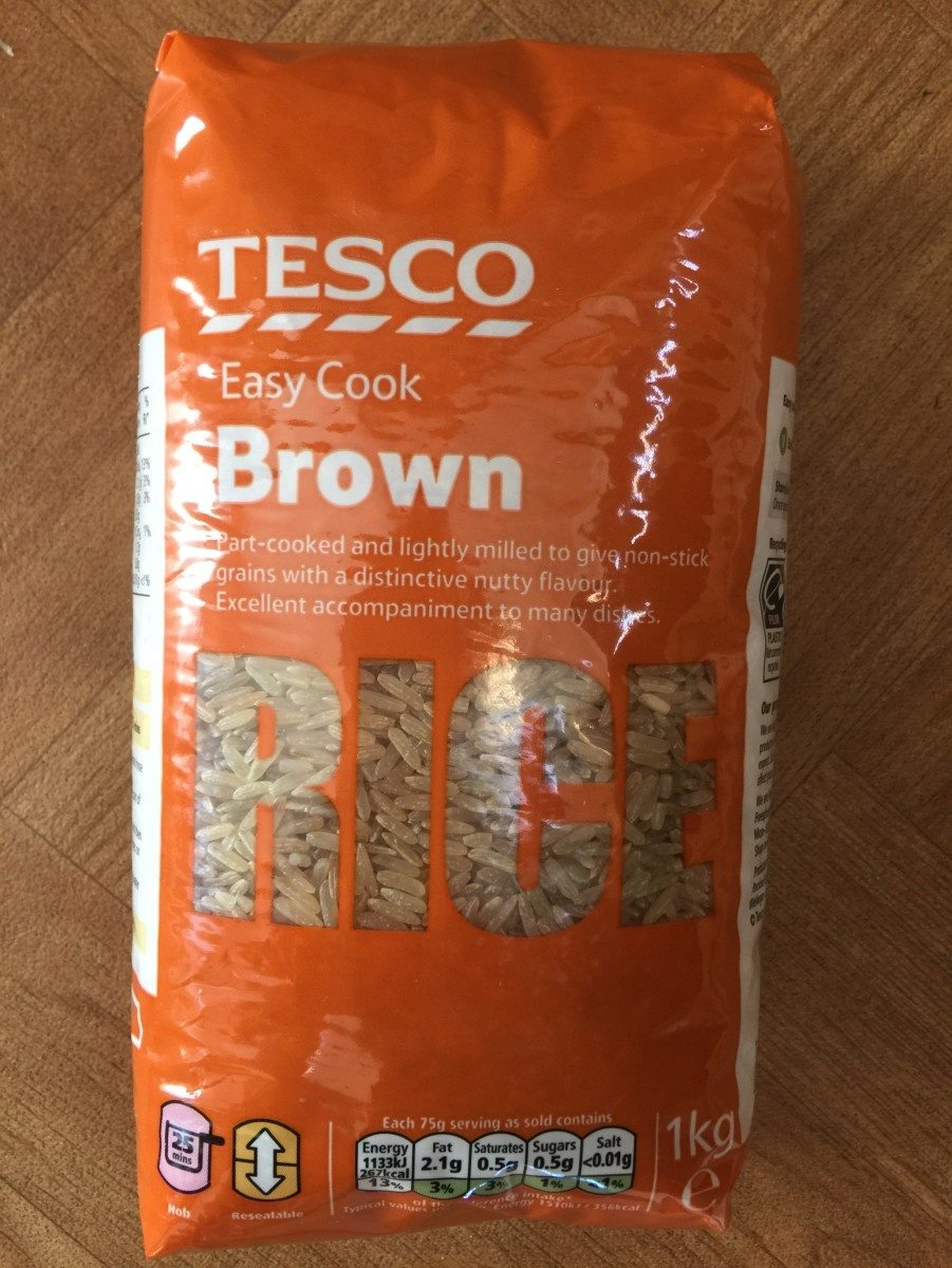 Easy Cook Brown - Product