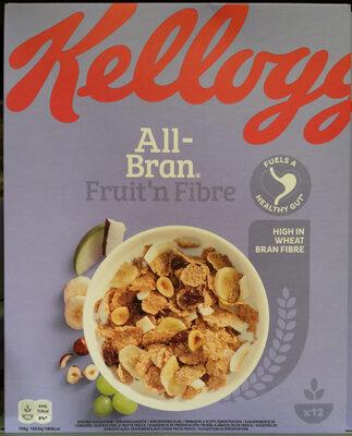 Céréales All-Bran Fruit 'n Fibre - Product - fr