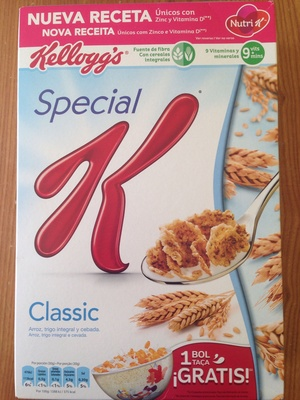 Special K Classic - Producte