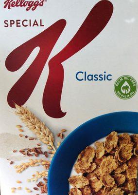Cereais Kelloggs Special K - Producte