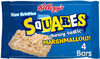 Rice Krispies Squares Marshmallow Snack Bar, (Pack of 4) - Product