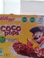 Kellogg's Coco Pops Bars - Produit - fr