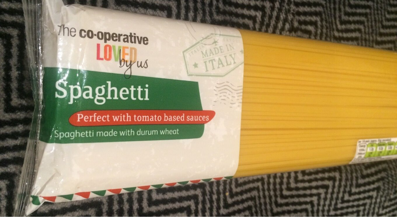 Spaghetti - Product
