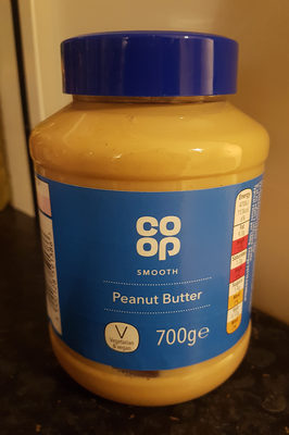 Smooth Peanut Butter - Product