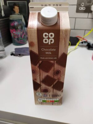Coop Chocolate Milk - 2