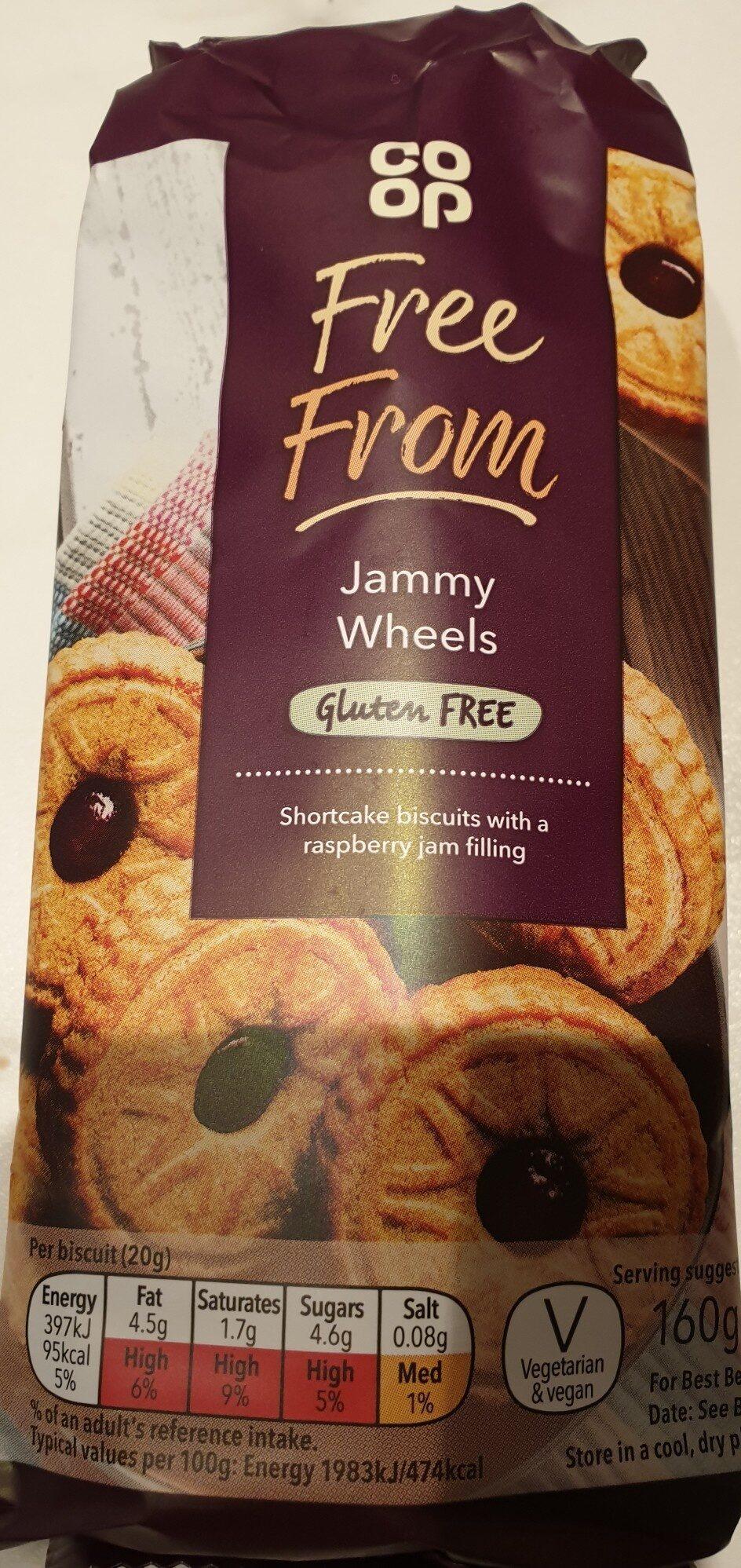 co-op jammie biscs - Product