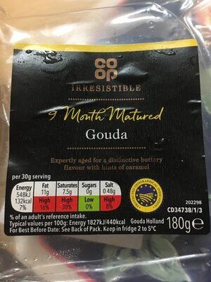 Gouda - Produit - en