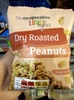 Dry roasted peanuts - Product