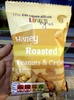 Co Op Honey Roasted Peanuts And Cashews - Product