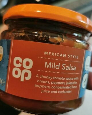 Mild salsa - Prodotto - en