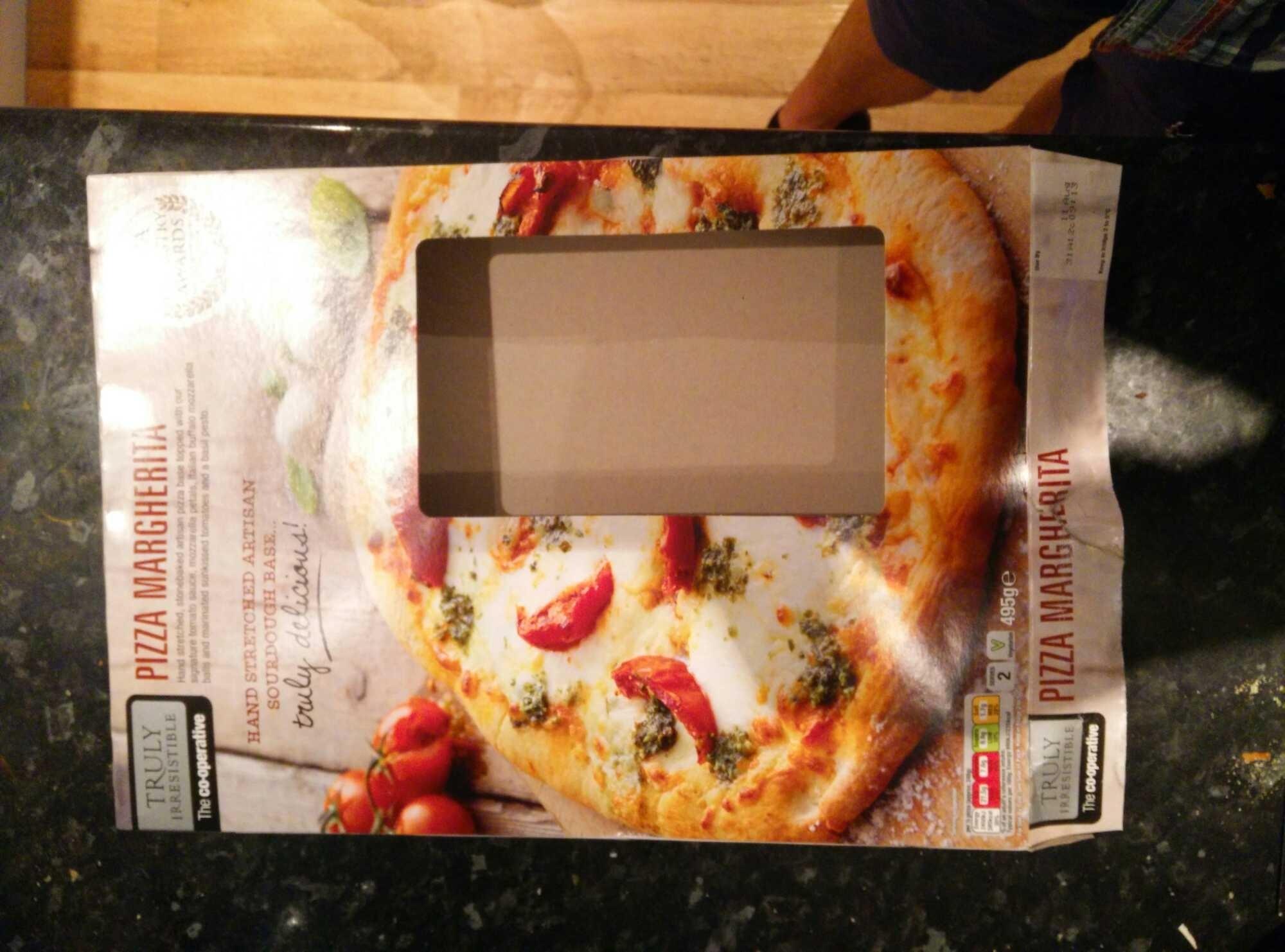 Pizza Margherita The Co Operative