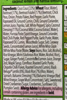 Beetroot falafel and giant cous cous salad - Ingrediënten - en