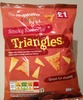 Smoky Barbecue Triangles - Product