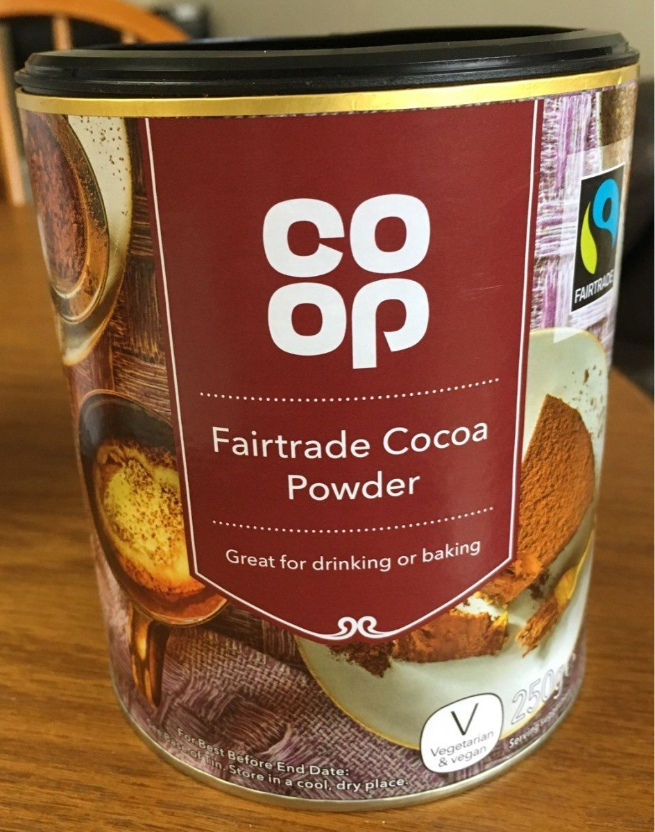 Fairtrade cocoa powder - Produit - fr