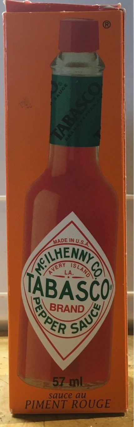 Original Red Sauce - Produit - fr