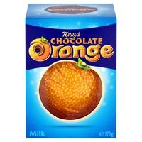 Terry's chocolate orange chocolate ball milk - Product - en