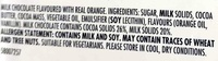 Terry's chocolate orange chocolate ball milk - Ingredients - en