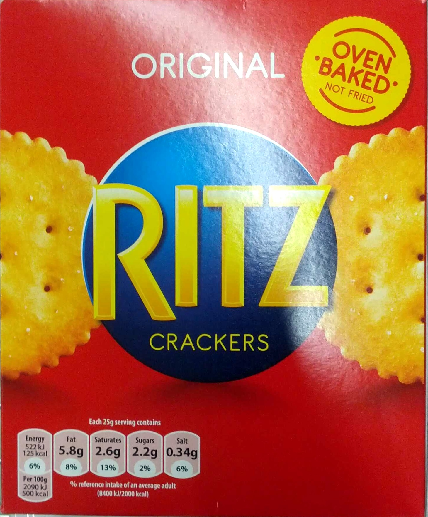 Original Crackers - Product - en