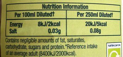 Bolognese Original - Nutrition facts - en