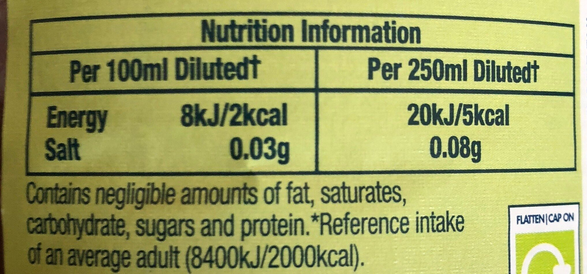 Bolognese Original - Nutrition facts - en