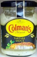 Tartare Sauce - Product