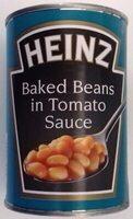 Baked beans in tomato sauce - Produit - fr