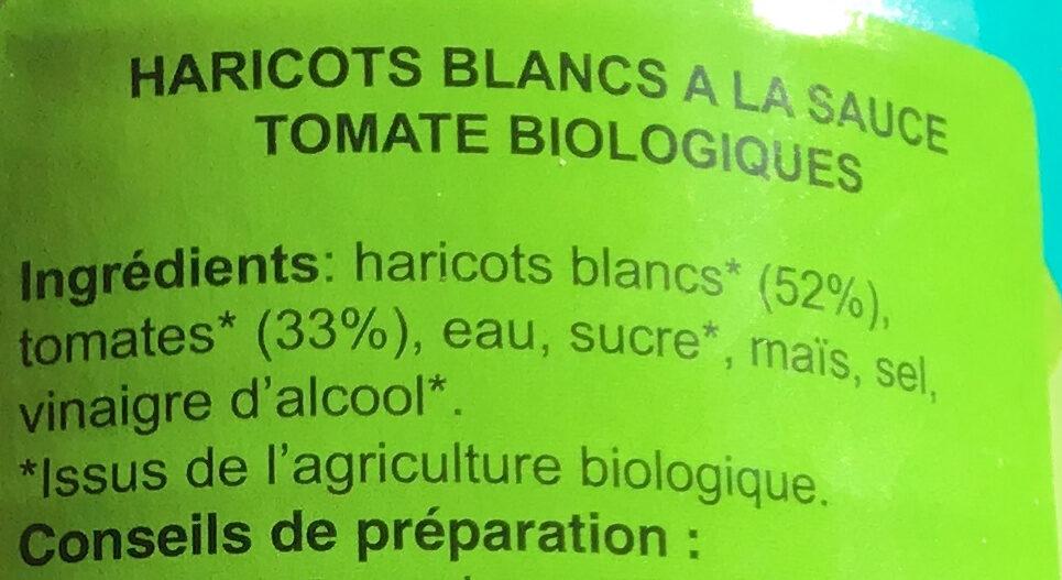 Beanz - Ingrédients - fr