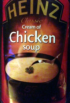 Cream of chicken soup - Product