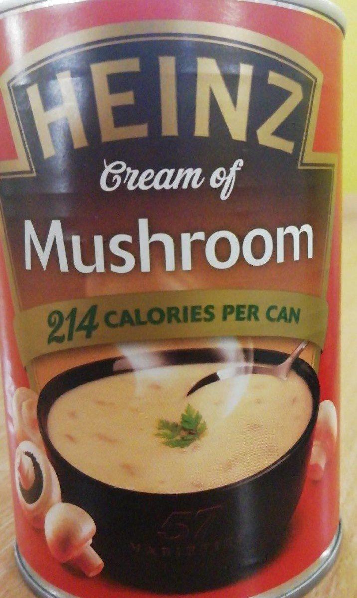 Cream of Mushroom - Prodotto - en