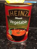 Vegetable soup 405 g - Produit - fr