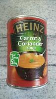 Classic Carriot & Coriander - Product - en