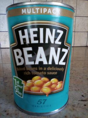 Heinz Baked Beans - Προϊόν