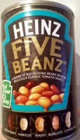 five beanz - Product