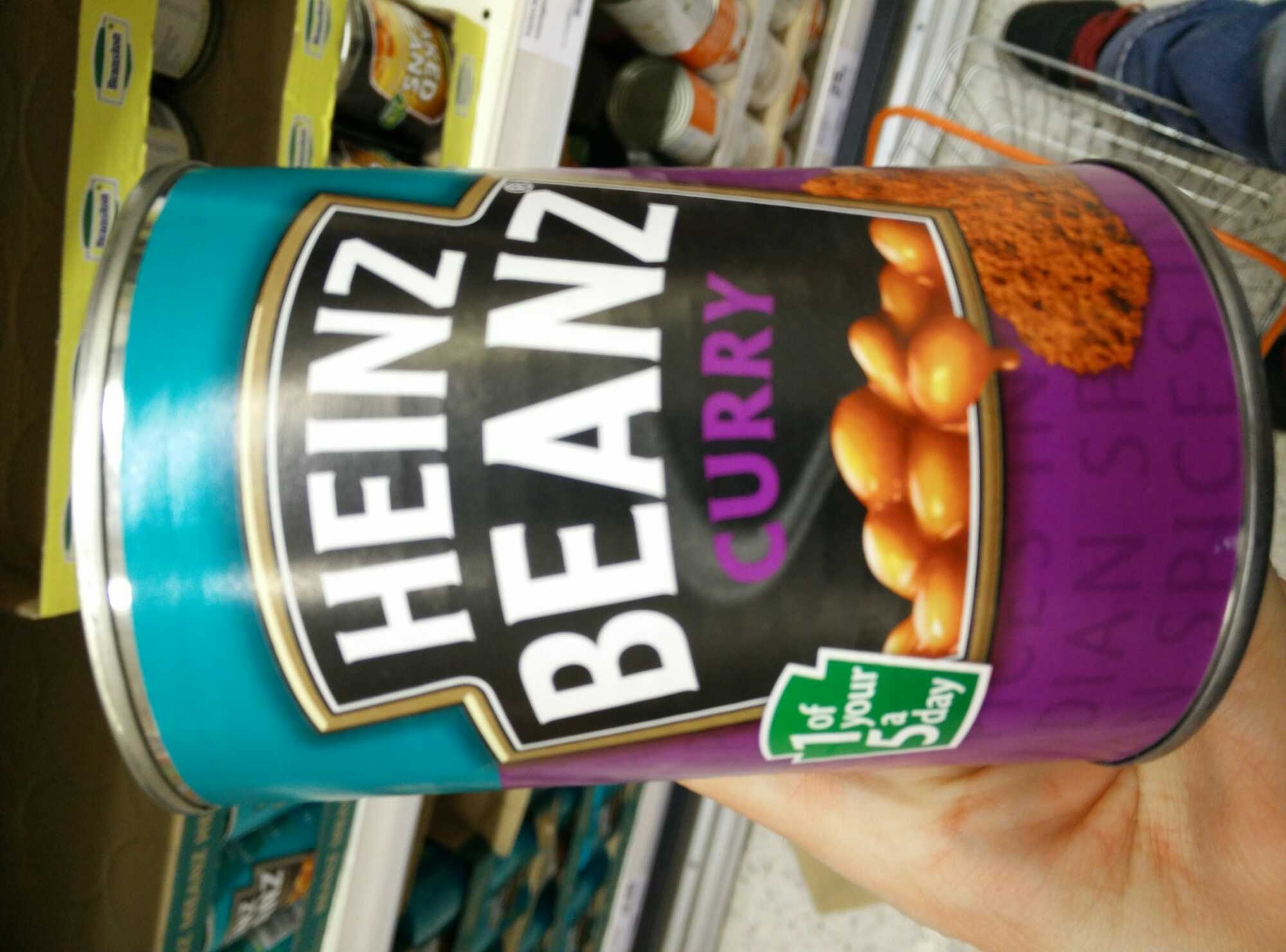 Heinz Baked Beans Curry - Product