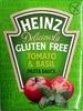 Gluten Free Tomato & Basil pasta Sauce - Product