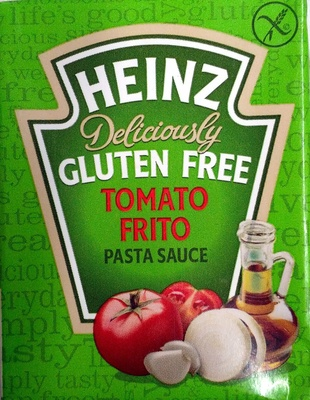 Gluten Free Tomato Frito pasta Sauce - Produit - en
