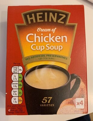 Chicken soup - Product
