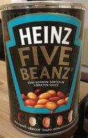 Five Beanz - Prodotto - fr