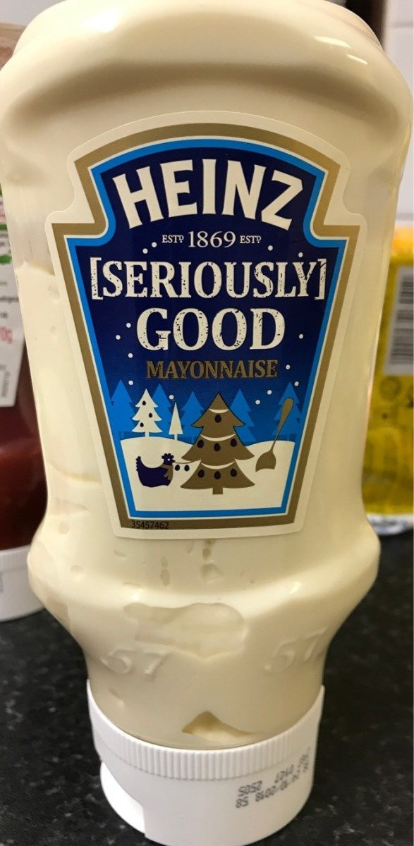 Heinz Seriously Good Squeezy Mayonnaise - Product - en