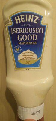 [Seriously] Good Mayonnaise - Product - en