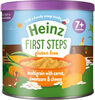 First Steps Multigrain Carrot Sweetcorn Cheese - Product
