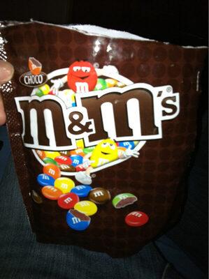 M &M'S Chocolate - Prodotto