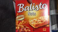 Barres de céréales aux noix - Product - fr