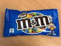 M&M's CRISPY - Informació nutricional - fr